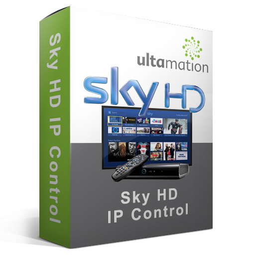 Sky+HD IP Crestron Certified Driver