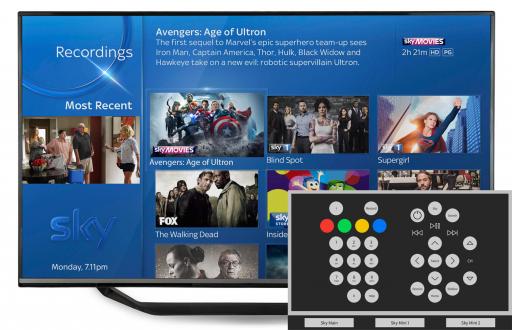 Sky Q & Sky+HD IP Control