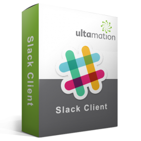 Ultamation's Slack Module for Crestron Box Art