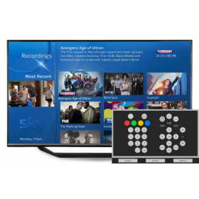 Sky Q IP Crestron Example